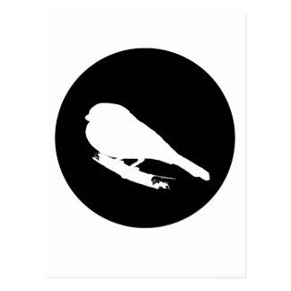 bullfinch ポストカード
