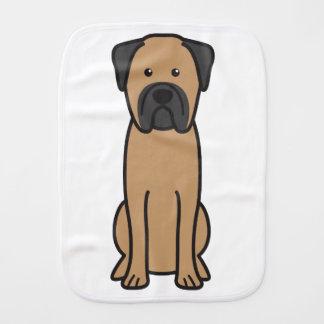 Bullmastiff犬の漫画 バープクロス