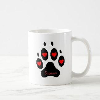 bullmastiff コーヒーマグカップ