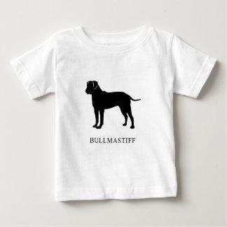 Bullmastiff ベビーTシャツ