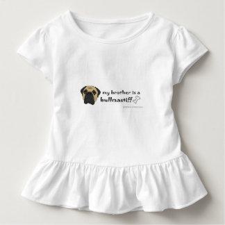 bullmastiff -多くは繁殖します トドラーTシャツ