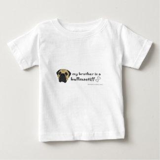 bullmastiff -多くは繁殖します ベビーTシャツ