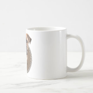 Bullmastiff 001 コーヒーマグカップ