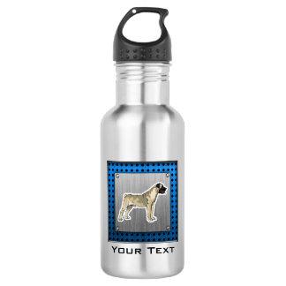 Bullmastiff; Bruhsedの金属の一見 ウォーターボトル