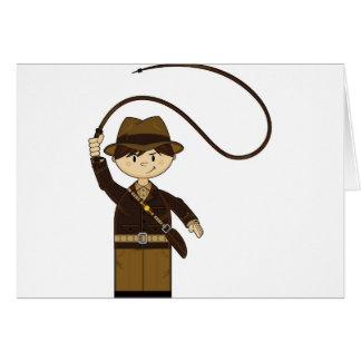 Bullwhipの小型探検家 カード