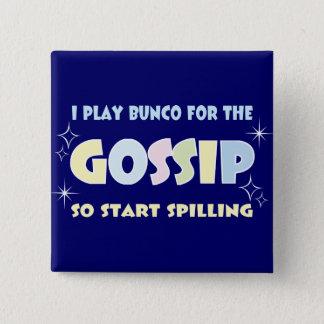 Buncoのうわさ話 缶バッジ