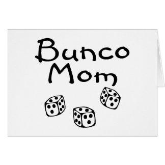 Buncoのお母さん カード