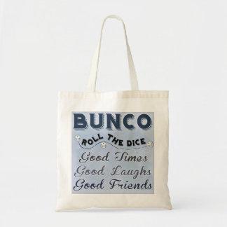 Buncoのかわいい戦闘状況表示板-サイコロを転がって下さい トートバッグ