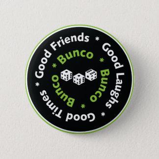 buncoのサイコロのよい友人 缶バッジ