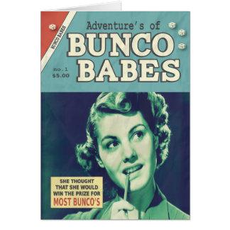 Buncoの可愛い人の冒険 カード