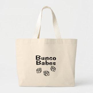 Buncoの可愛い人 ラージトートバッグ