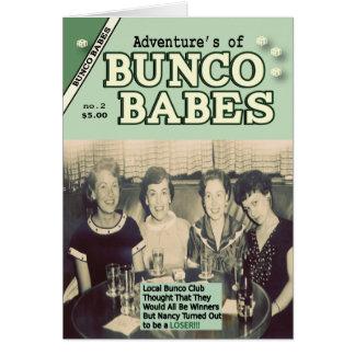 Buncoの可愛い人#2の冒険 カード