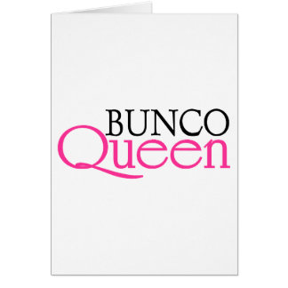Buncoの女王 カード