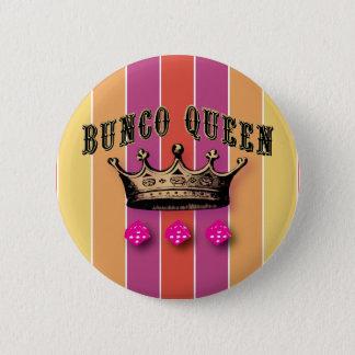 Buncoの女王 5.7cm 丸型バッジ