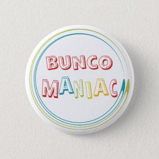 buncoの狂人 缶バッジ
