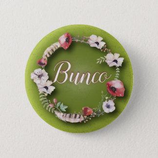 Buncoボタン- Bohoかボヘミアのデザイン 缶バッジ