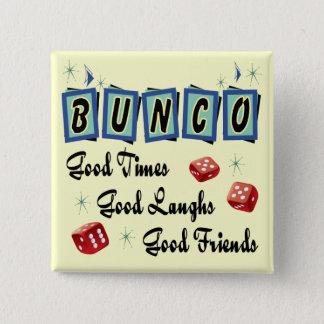 Buncoレトロのボタン 缶バッジ