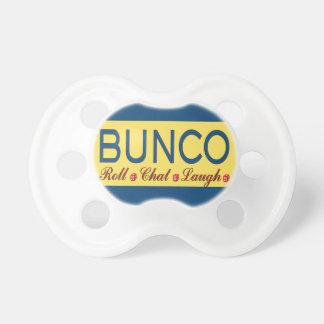 Bunco -ロール、雑談、笑い おしゃぶり