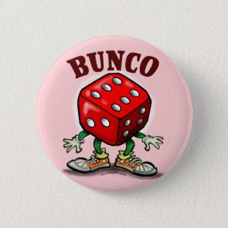 Bunco 5.7cm 丸型バッジ