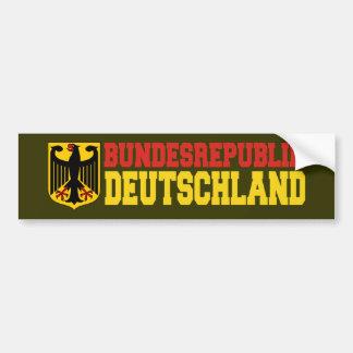 Bundesrepublikドイツ バンパーステッカー