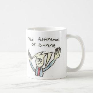 bunneのマグの冒険 コーヒーマグカップ