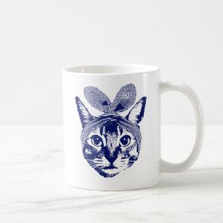 bunny cat コーヒーマグカップ