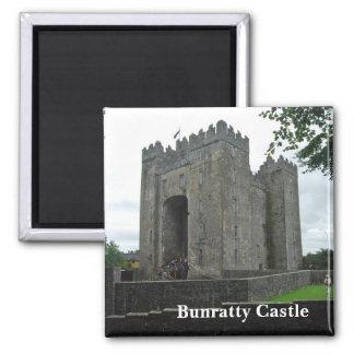 Bunrattyの城の磁石 マグネット