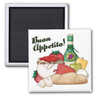 Buon Appetitoの磁石 マグネット