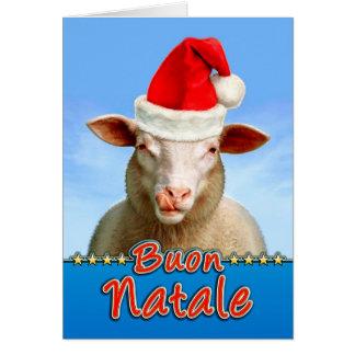 Buon Natale (イタリア) カード