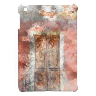 Buranoの島ベニスイタリアの多彩な家 iPad Miniケース