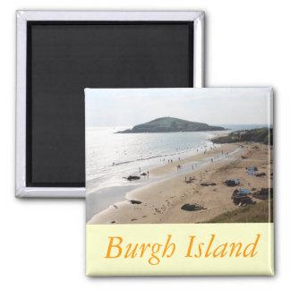 Burghの島、デボン マグネット