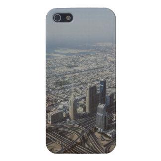 Burj Khalifaの眺め、ドバイ iPhone 5 Case