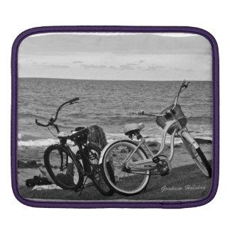 BurleighのiPadの袖のバイク iPadスリーブ