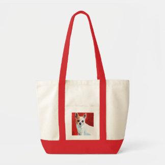 Burnettのカササギ トートバッグ