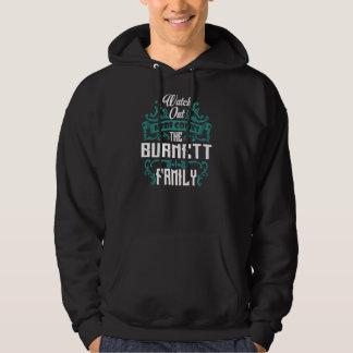 BURNETT家族。 ギフトの誕生日 パーカ