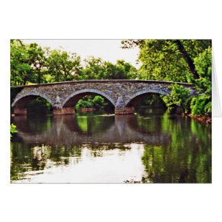 Burnside橋Antietam カード