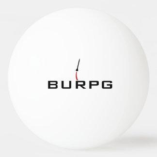 BURPGのピンポン球 ピンポンボール