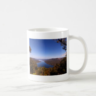 Burragorangの眺望 コーヒーマグカップ