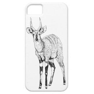 Bushbuck Iの電話箱 iPhone SE/5/5s ケース