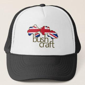 Bushcraftイギリスの旗 キャップ