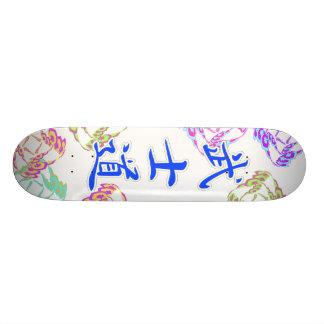 BUSHIDO スケートボード