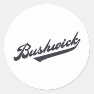Bushwick ラウンドシール
