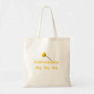 buttercupaday トートバッグ
