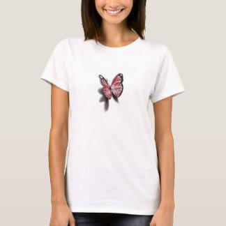 Butterfliの化粧のスタジオ Tシャツ
