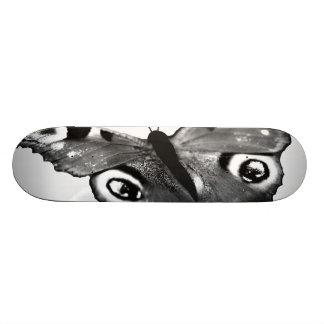 Butterfly 18.7cm ミニスケートボードデッキ