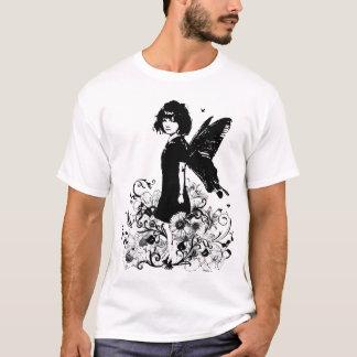 BUTTERFLY GIRL Tシャツ