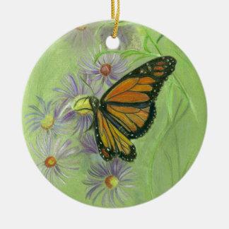 Butterfly.jpg (昆虫)オオカバマダラ、モナーク セラミックオーナメント