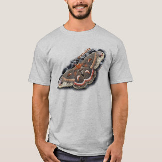 butterfly_moth_cecropia_0285 tシャツ