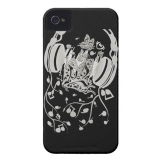 Butterfly_Notes Case-Mate iPhone 4 ケース