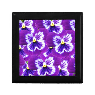 Butterfly_Purple_Pansies、_ ギフトボックス
